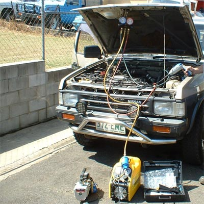 Car Air Conditioner Not Working and Free online automotive repair guide , tips to save you time and money